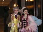 Count Almaviva in <em>Le Nozze diFigaro</em>