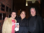 With Composer Thomas Pasatieri and Conductor JanMcDaniel